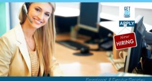 receptionist-executive secretary
