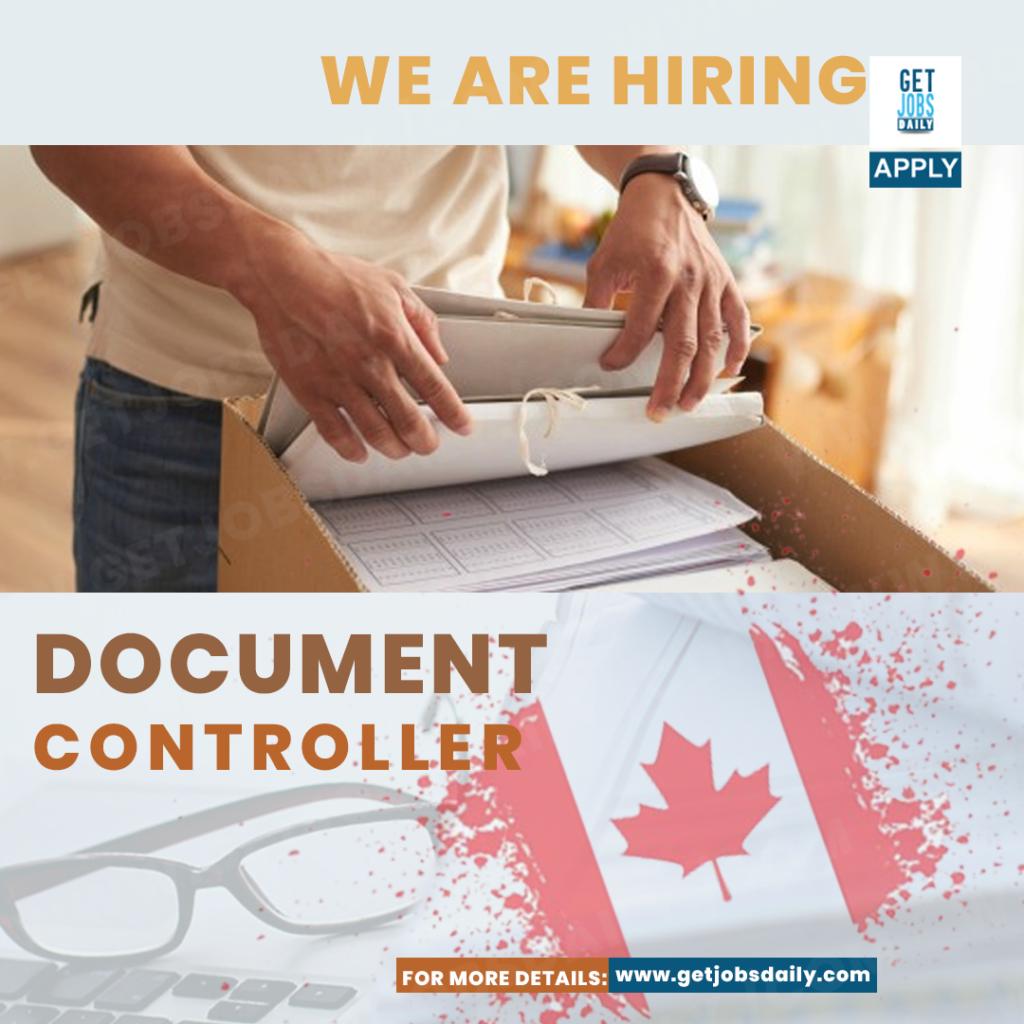 Document Controller